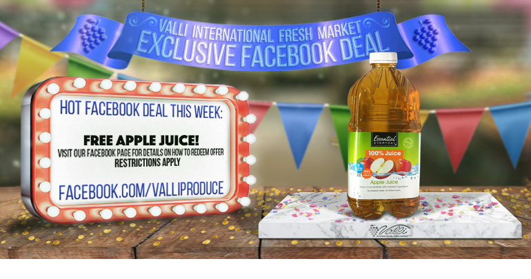 International Fresh Market | Valli Produce